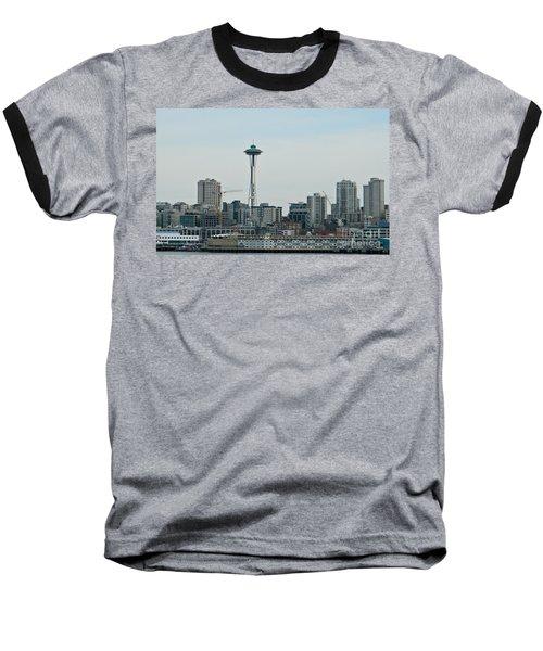 Seattle Washington Baseball T-Shirt by Chalet Roome-Rigdon
