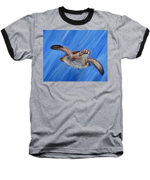 Seaturtle Baseball T-Shirt