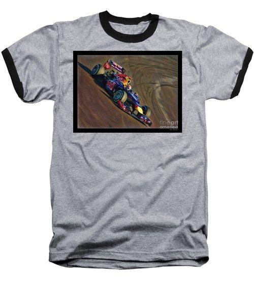 Sebastian Vettel - Red Bull Baseball T-Shirt