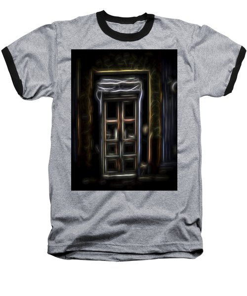 Secret Doorway Baseball T-Shirt