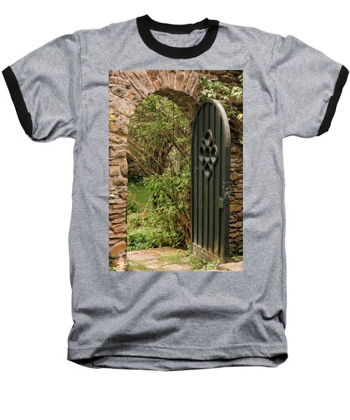 Secret Garden Baseball T-Shirt