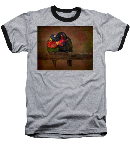Secrets Baseball T-Shirt