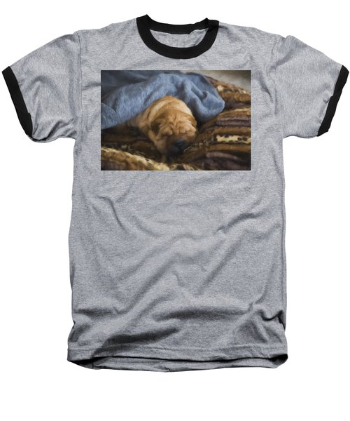 Security Blanket Baseball T-Shirt
