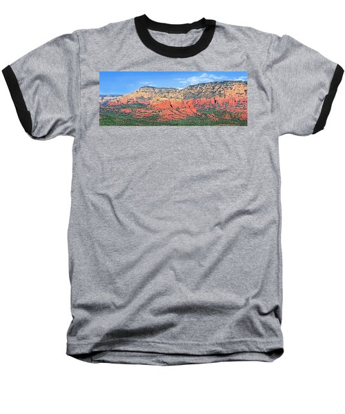 Sedona Landscape Baseball T-Shirt