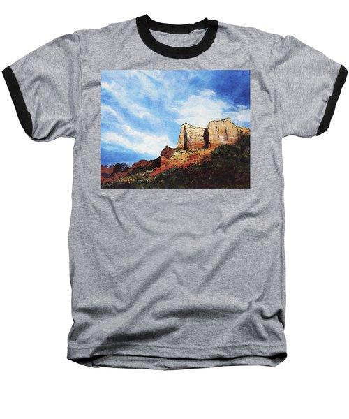 Sedona Mountains Baseball T-Shirt