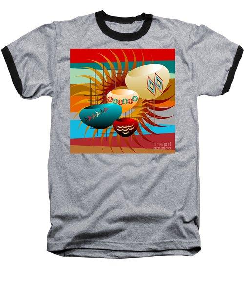 Sedona Still Life 2012 Baseball T-Shirt