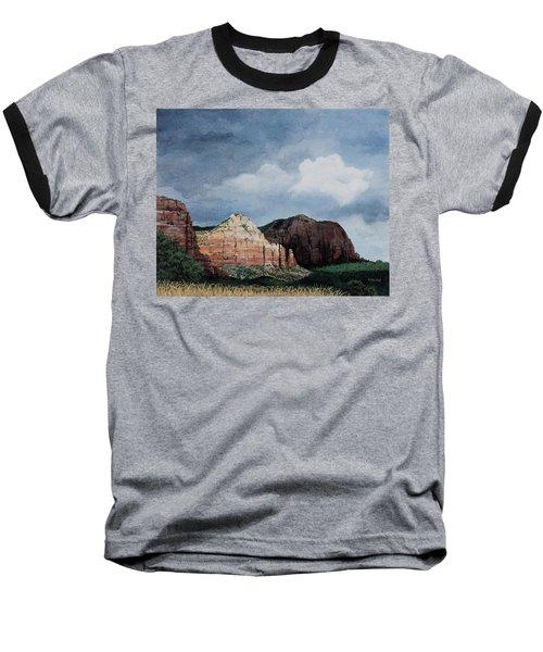 Sedona Storm Baseball T-Shirt