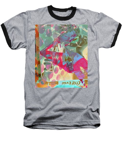 Seduction Of Soda  Baseball T-Shirt