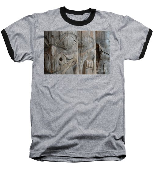 Seeing Through The Centuries Baseball T-Shirt