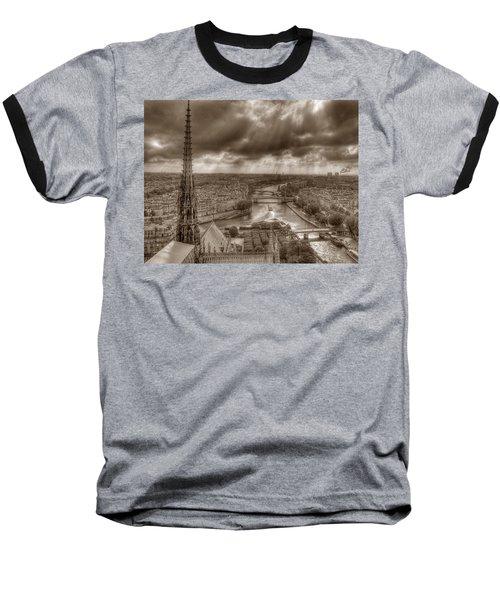 Seine From Notre Dame Baseball T-Shirt