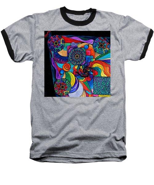 Self Exploration Baseball T-Shirt