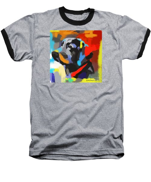 Dog Sem Baseball T-Shirt