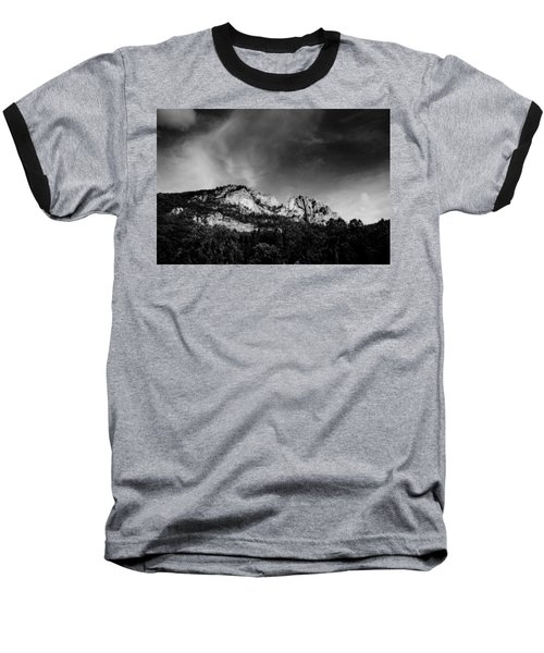 Seneca Rocks Baseball T-Shirt