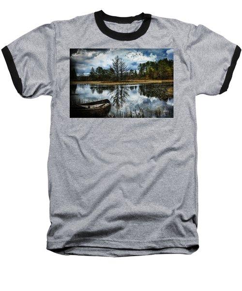Seney And The Rowboat Baseball T-Shirt