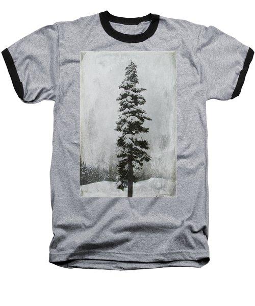 Sentinel Baseball T-Shirt by Marilyn Wilson