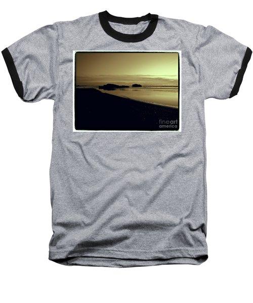 Sepia Study 2 Baseball T-Shirt
