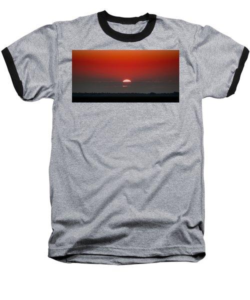 September Sky Baseball T-Shirt