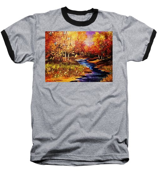 The Brilliance Of Autumn Baseball T-Shirt