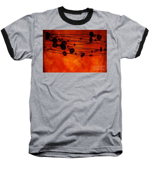 Sequence And Wire Baseball T-Shirt