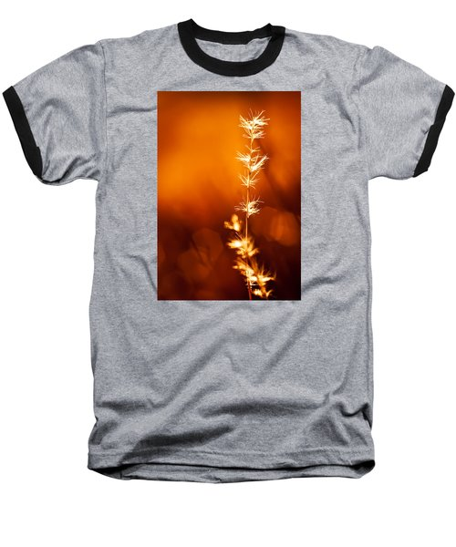 Baseball T-Shirt featuring the photograph Serene by Darryl Dalton