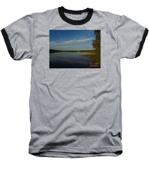 Serene Dive Baseball T-Shirt