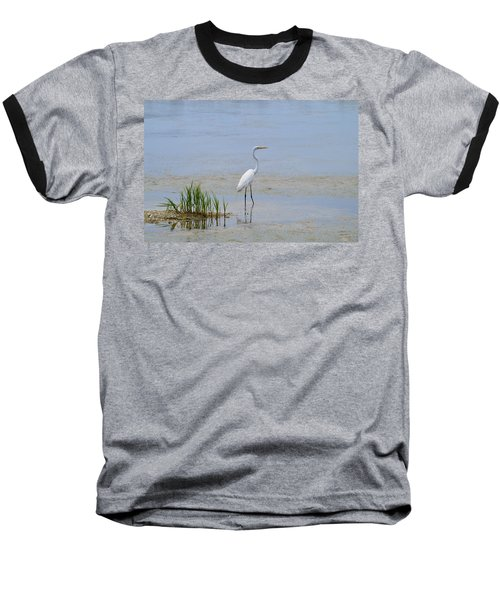 Baseball T-Shirt featuring the photograph Serene by Judith Morris