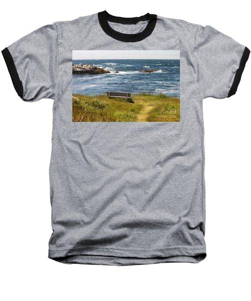 Serenity Bench Baseball T-Shirt