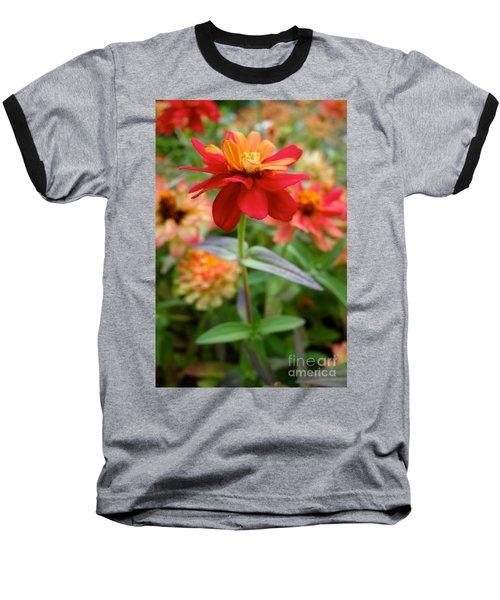 Serenity In Red Baseball T-Shirt