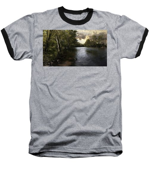 Baseball T-Shirt featuring the photograph Serenity by Lynn Geoffroy