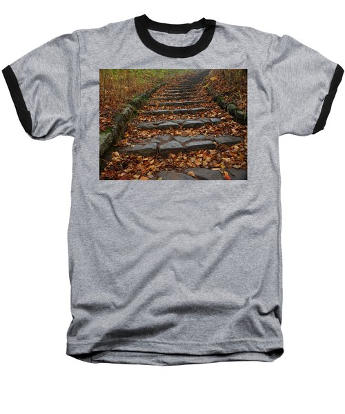 Baseball T-Shirt featuring the photograph Serenity by James Peterson