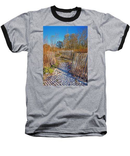 Serenity Trail.... Baseball T-Shirt