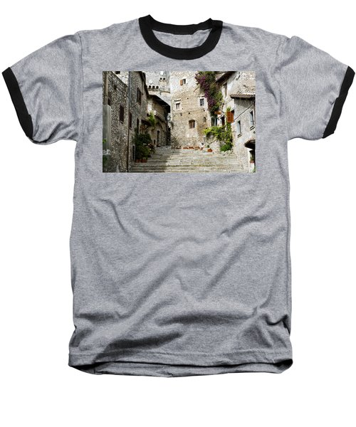 Sermoneta Baseball T-Shirt