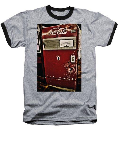 Serve Yourself  Baseball T-Shirt