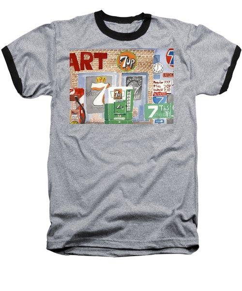 Seven Baseball T-Shirt
