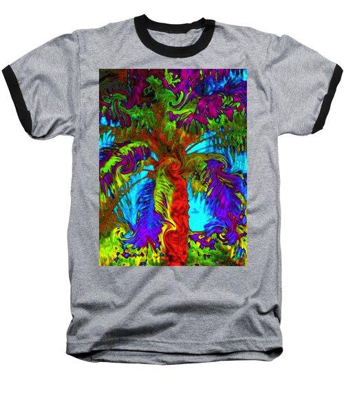 Shade Trees On Venus Baseball T-Shirt