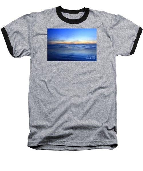 Rocks In Surf Carlsbad Baseball T-Shirt