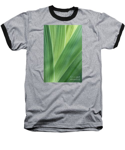 Baseball T-Shirt featuring the photograph Shades Of Green #2 by Judy Whitton