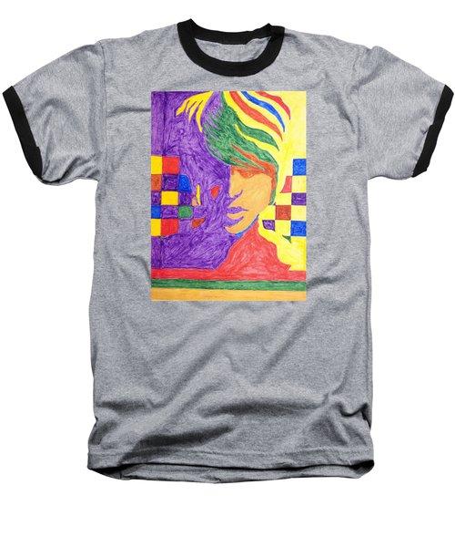 Prince Gemini   Baseball T-Shirt by Stormm Bradshaw