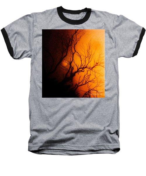 Shadowed Baseball T-Shirt