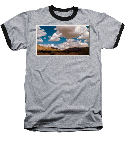 Shadows In The Valley Baseball T-Shirt