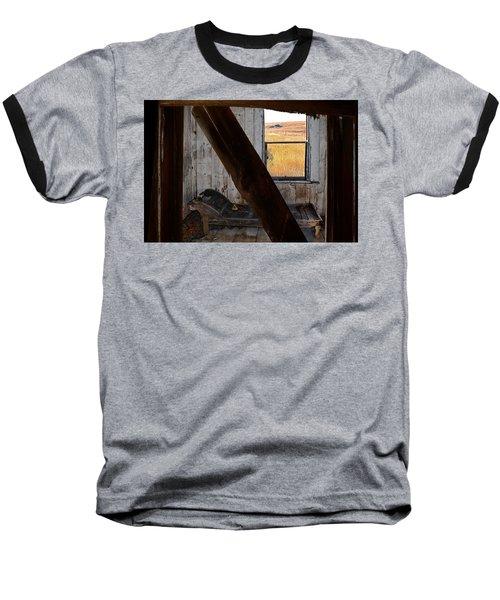 Shadows Of The Past Baseball T-Shirt