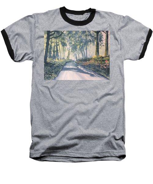 Shadows On The Setterington Road Baseball T-Shirt