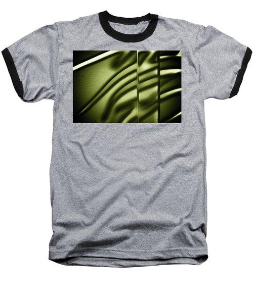 Shadows On Wall Baseball T-Shirt