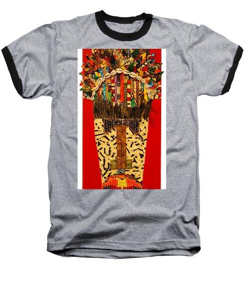 Shaka Zulu Baseball T-Shirt