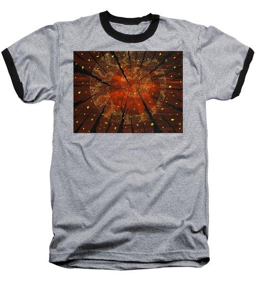 Shaman's Dream Baseball T-Shirt