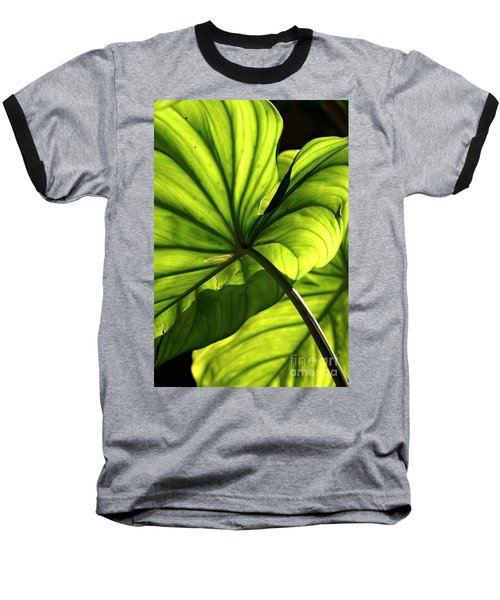 Shapes Of Hawaii 12 Baseball T-Shirt