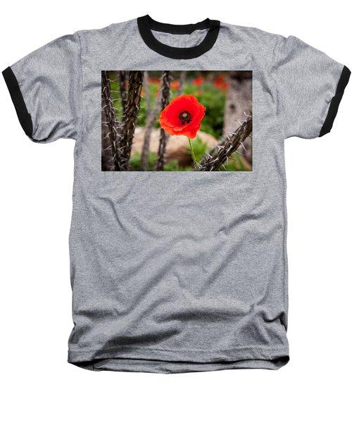 Sharp And Soft Baseball T-Shirt
