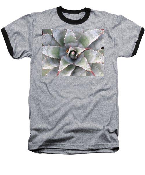 Sharply Circular Baseball T-Shirt by Laurel Powell