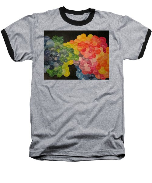 Shattered Dreams Baseball T-Shirt