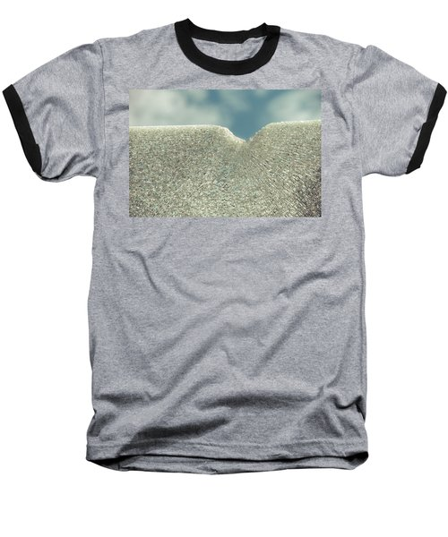 Shattered Summer Day Baseball T-Shirt